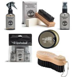 Timberland Product Care, Balm Proofer Brush Travel Dry Clean
