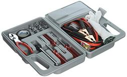 30 Piece Roadside Emergency Auto and Tool Kit