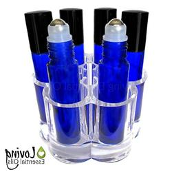 Roller Bottles for Essential Oils, Oil Blends, Lip Gloss or