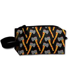 Wnihao Russian State Axe Portable Make-up Receive Bag Hand C