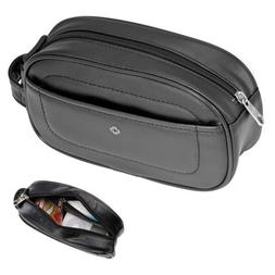 Samsonite Evolis Horizontal Travel Purse Toiletry Bag Shavin