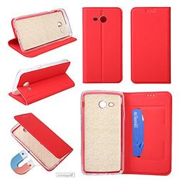 Codream Samsung Galaxy J3  Prime Emerge  Leather Wallet Case
