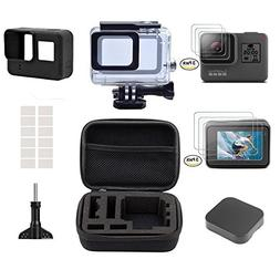 Accessories Set for GoPro Hero 6 5,Gopro Hero5 Accessory Kit