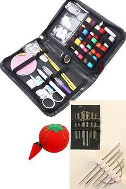 SEWING Kit with FREE Pin Cushion $10 Value.-Travel Kit inclu
