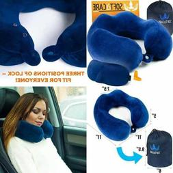 Softacare Travel Pillow Universal Neck For Kids Men & Women
