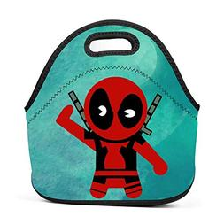 TADAWZD Stop Insulated Neoprene Lunch Bag Tote Waterproof Ou