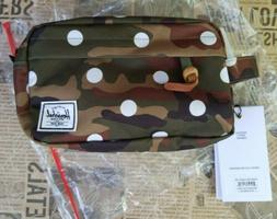 Herschel Supply Co. Chapter Carry On OS Travel Kit Woodland