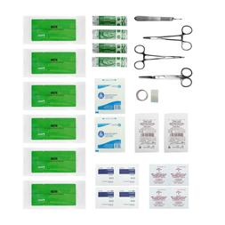 Surgical Suture Set Minor Surgery Basic Laceration Medical K