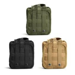 tactical emergency first aid kit survival bag