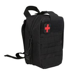 Tactical Military Travel First Aid Kit Bag Emergency Medical