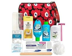 The woman on-the-go Premium travel kit  CONVENIENT
