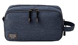 JORYEE Men's Toiletry Bag, Canvas Waterproof Travel Dopp Kit