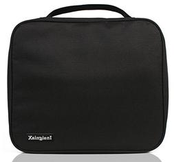 Unisex Toiletry Bag: InsigniaX Travel Cosmetic Organizer For