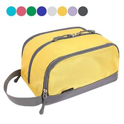 Bagail Large Men & Women Toiletry Bag For Makeup, Cosmetic,