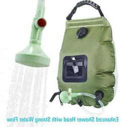 travel camping outdoor shower bathing bag 20l