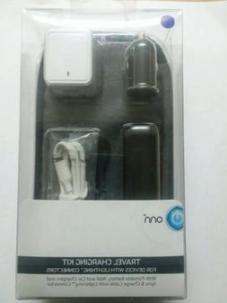 ONN TRAVEL CHARGING KIT