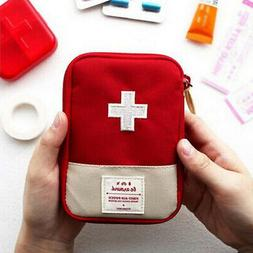 Travel First Aid Kit Home Small Medical Bag Emergency Rescue