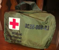 Travel/Hunting First Aid Kit Emergency Medical Bag Pouch for