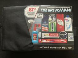 Travel Kit Man on the Go Convenience Kits Handy Travel Acces