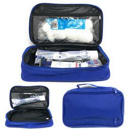 Travel Kit Organizer Bag Accessories Toiletry Cosmetics Medi