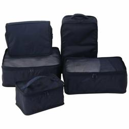 Travel Packing Cubes 7 Set, JJ POWER Luggage Organizers & to