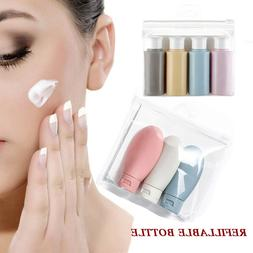 Cosmetic Container Refillable Bottle Kit Sub-bottle Travel B