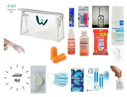 Travel Safety 1st Wellness Convenience Kit