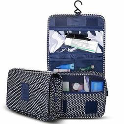 Travel Toiletry Bag Packing Organizer for Women Cosmetic & M