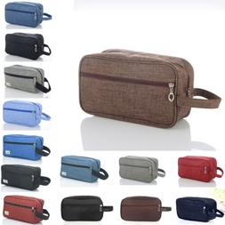 Travel Toiletry Wash Bag Men Shaving Dopp Kit Pouch Women Ma