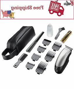 Andis 14-Piece Trim 'N Go T-Blade Trimmer Kit , Silver