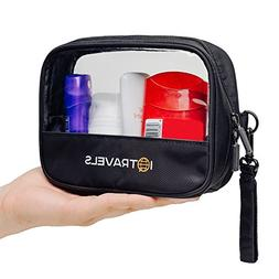 Tsa Approved Toiletries Bag - Clear Toiletry Bag - Quart Siz