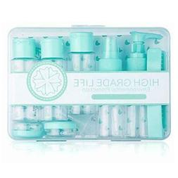 Tsa Approved Travel Toiletry Bottles/Containers Kit