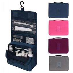Unisex <font><b>Hanging</b></font> Toiletry Bag <font><b>Kit