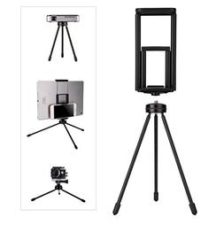 VVHOOY Universal Action Camera Tripod Stand with Phone Table
