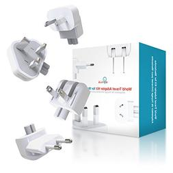 Universal Apple Macbook Travel Adapter Kit | Genius Internat