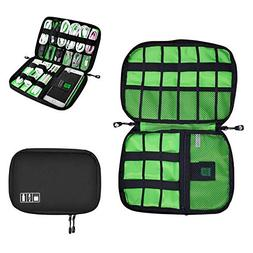 Universal Cable Organizer Bag for Travel and Houseware Stora