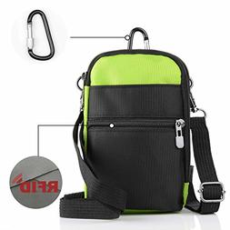liangdongshop 3 Way Water Resistant Utility Gadget Pouch RFI