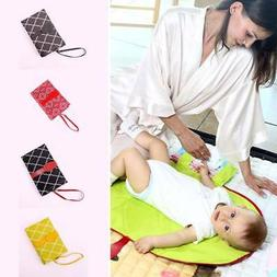 Waterproof baby changing mat sheet portable diaper pad trave