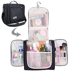 Travel Hanging Toiletry Bag, Waterproof Cosmetics Makeup Toi