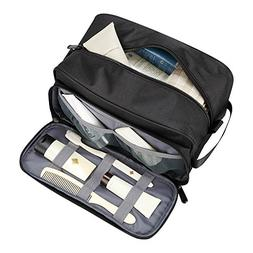 Travel Toiletry Kits Essentials Bag TSA Approved Water repel