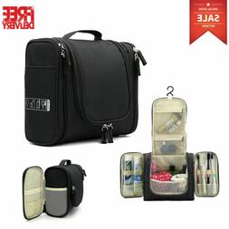 Waterproof Toiletry Hanging Bag Travel Cosmetic Kit Large Es
