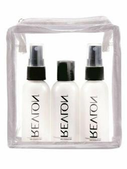 Revlon Wig Travel Kit for Synthetic Hair, 3 Pack - 2 oz. Cle