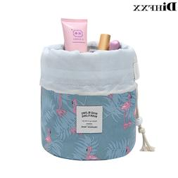 DIHFXX Women Lazy Drawstring Cosmetic <font><b>Bag</b></font