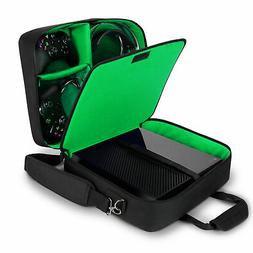 USA Gear Case Compatible with Xbox One / Xbox One X Travel C